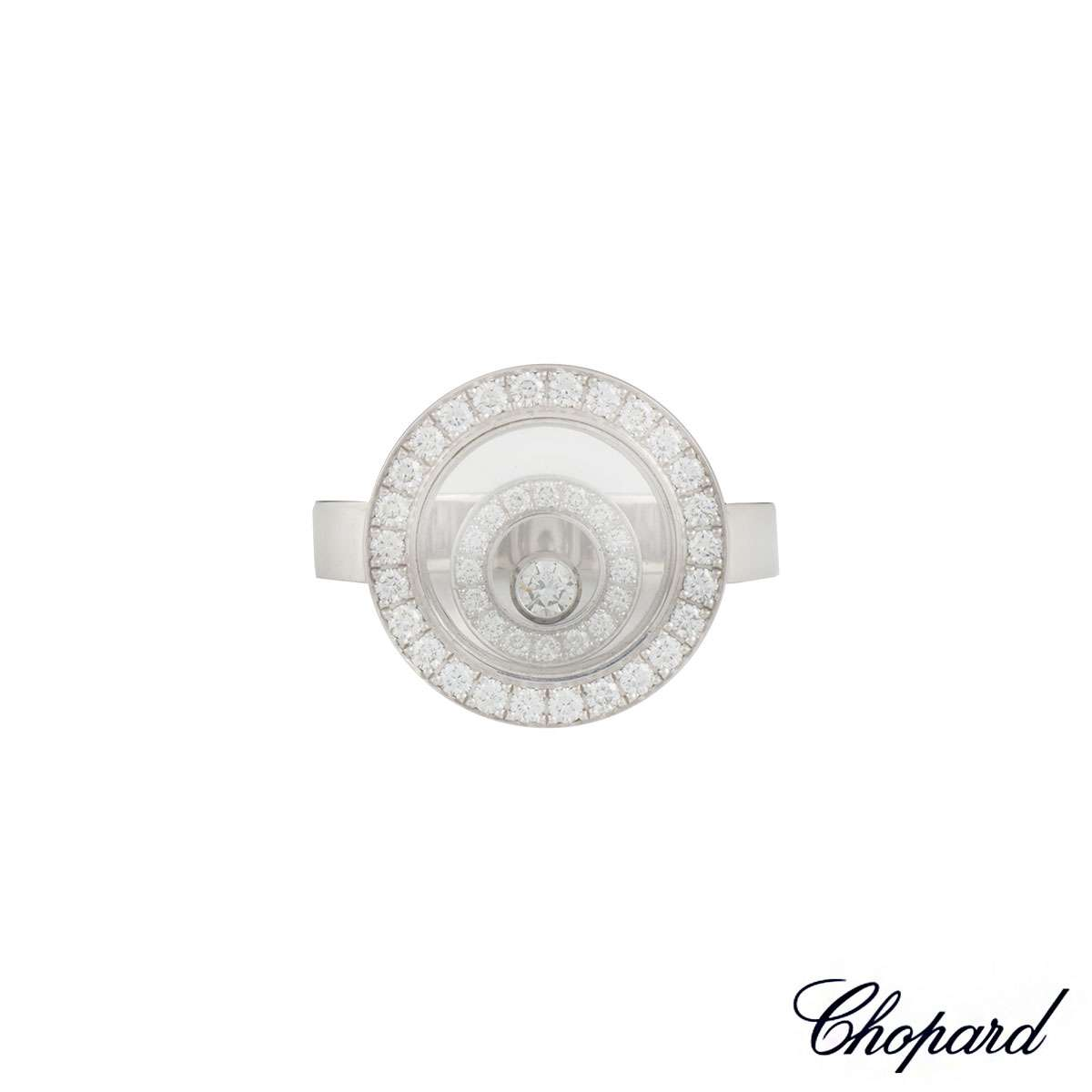 Chopard Happy Spirit Diamond Ring 82/5422-1110